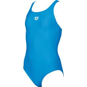 arena Dynamo Maillot de bain une pièce Fille, bleu